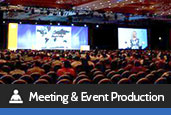 meeting and event production